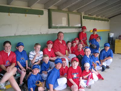 Glenn Brummer with baseball team.jpeg
