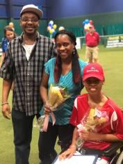 Jazzy wins scholarship 2019