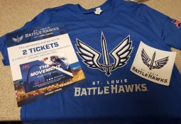 BattleHawks tickets