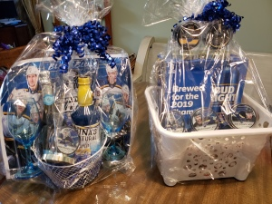 Gala 2019 Blues Baskets